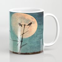 guardians Mugs featuring THE GUARDIANS by MadiS