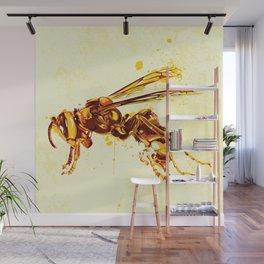 Hornet Wall Mural