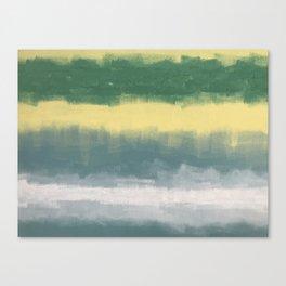 Stipes Canvas Print