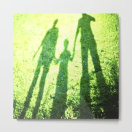 Family (LOMO) Metal Print