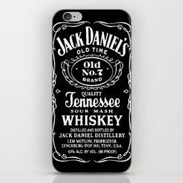 Jack Daniels iPhone Skin
