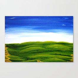 The Chiltern Hundreds Canvas Print