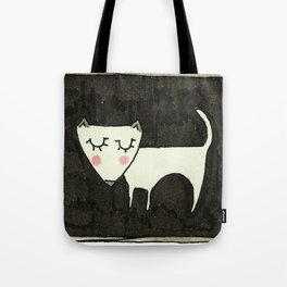 A Dog Called Mara.  Tote Bag
