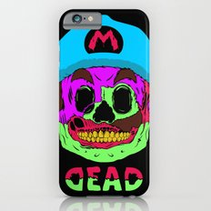 Dead Mario iPhone 6s Slim Case