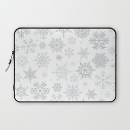 Snowflake pattern Laptop Sleeve