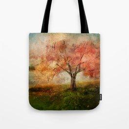 Sprinkled With Spring Tote Bag