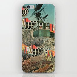 Fireside Favourite iPhone Skin