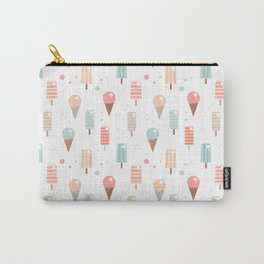 Vintage ice cream Carry-All Pouch