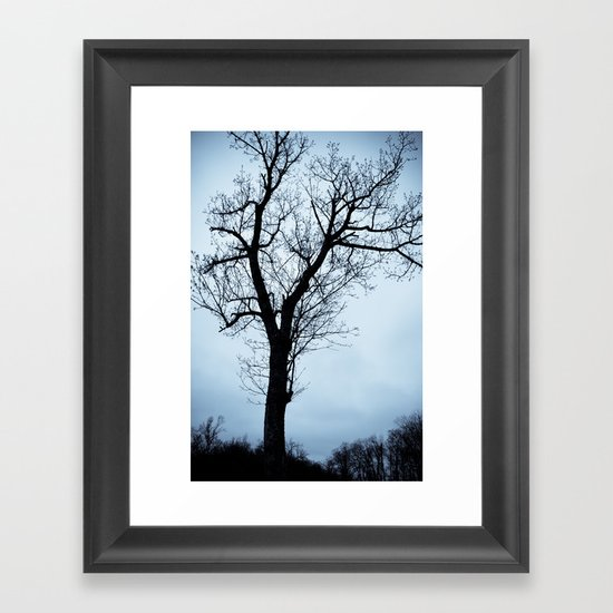 The Sentry Framed Art Print