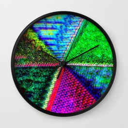 Home Odyssey Series I Pattern Wall Clock