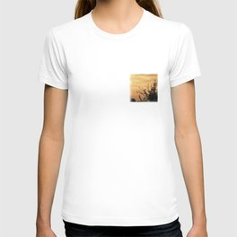 shadows at the sunset T-shirt
