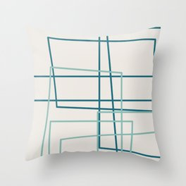 Tekton 02 Throw Pillow