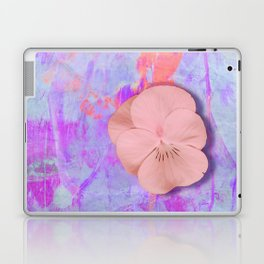 Pale pink on the wild side Laptop & iPad Skin