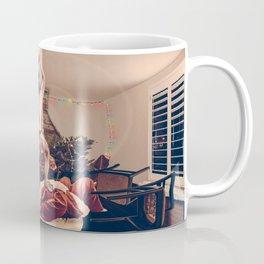 Santa shot down Coffee Mug