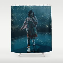 Billie Shower Curtain