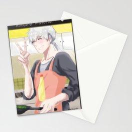 Mystic Messenger - Husband Zen (Snapchat series) Stationery Cards