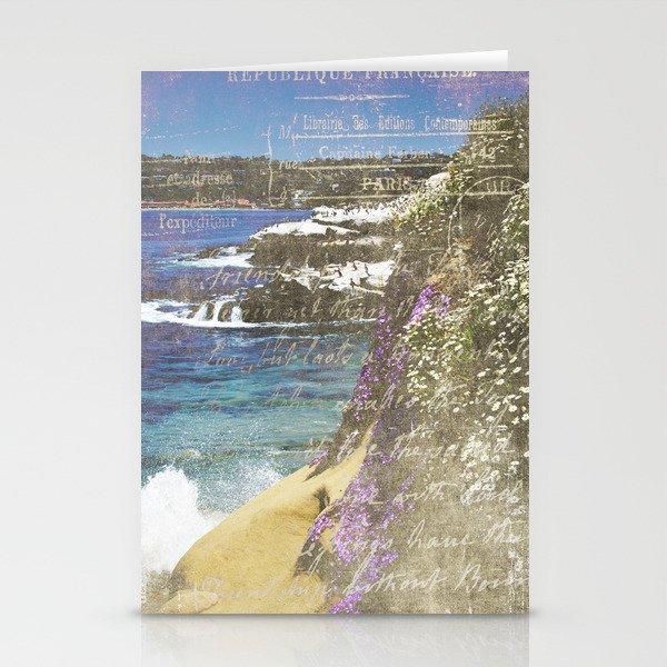 La Jolla Cove Stationery Cards