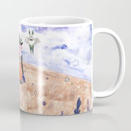 Starry Halloween night Coffee Mug