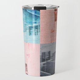 Popart Building Travel Mug