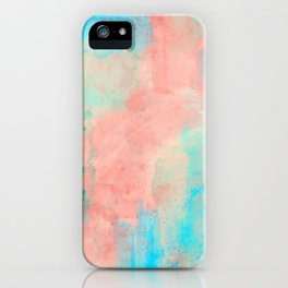 CORAL! iPhone Case