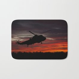 Sunrise Search And Rescue Bath Mat