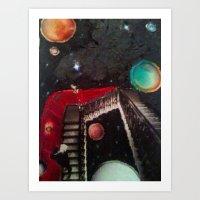 Space? Art Print