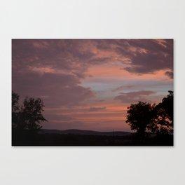 Sky 7 Canvas Print