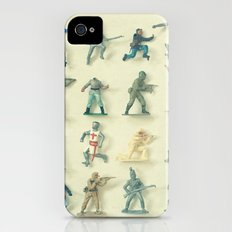Broken Army Slim Case iPhone (4, 4s)