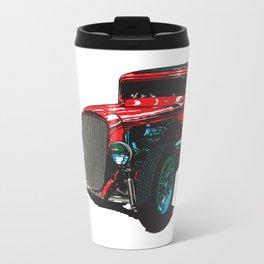 Hot Rod Wagon Travel Mug