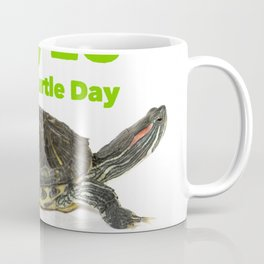 World Turtle Day - May 23 Coffee Mug