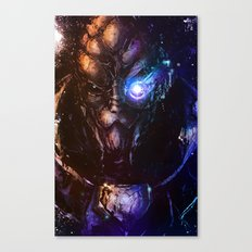 I'm in the middle of some calibrations Canvas Print