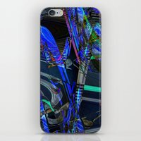 sneakers iPhone & iPod Skins featuring Sneakers by Aimee St Hill