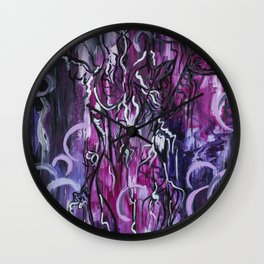 Stretch by OMNI Wall Clock