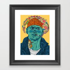 Who You Are 2 Framed Art Print