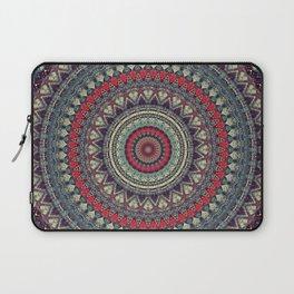 Earth Mandala 5 Laptop Sleeve