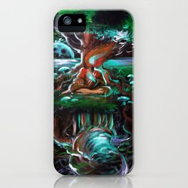 Heart Seed iPhone Case