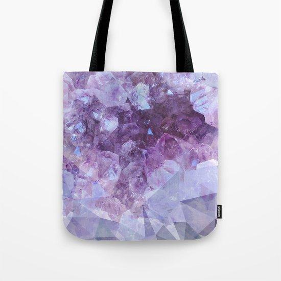 Crystal Gemstone Tote Bag