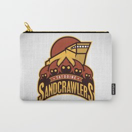 Tatooine SandCrawlers Carry-All Pouch