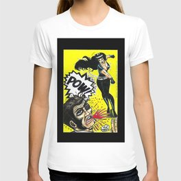 Bad Girls of Motion Pictures #3 - Varla T-shirt