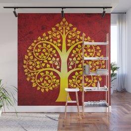 Bodhi Tree0101 Wall Mural