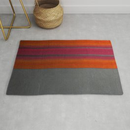 """""""Architecture, cement texture & colorful"""" Rug"""