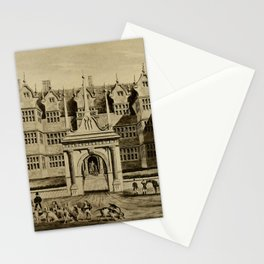 The Pytchley Hunt Stationery Cards