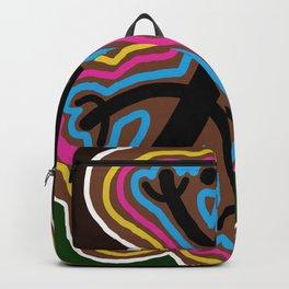 Taino Coqui Puerto Rico Backpack