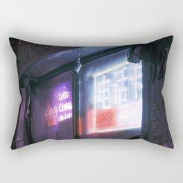 Urban Nights, Urban Lights 9 Rectangular Pillow