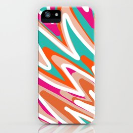 Color Vibes iPhone Case