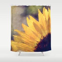Another sunflower - Flower Flowers Summer Shower Curtain