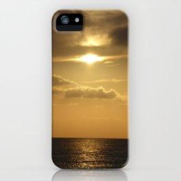 Sunset on Long Key 3 iPhone Case