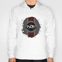 n7 Hoodies featuring N7 by aleha
