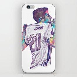 Real Madrid Asensio iPhone Skin