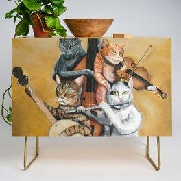 Cat Quartet Credenza